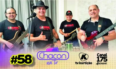 CAPA YOUTUBE CHACON NA TV